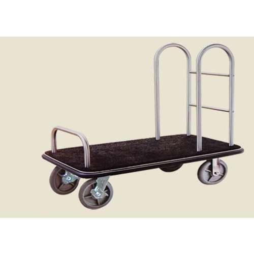 Trolley Luggage Platform SS304 H1090 L1140 W670 W/Brake