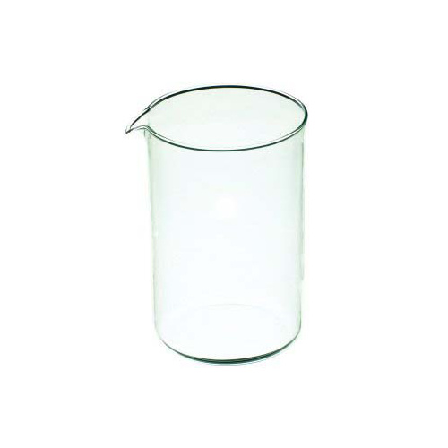 Plunger Coffee Glass Replacement 1lt 8 Cup